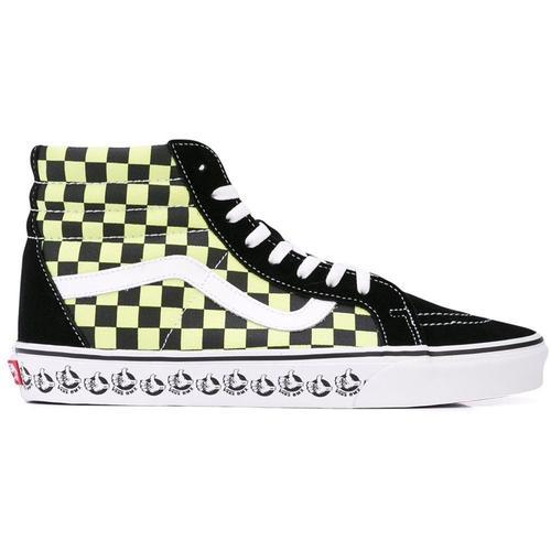 Vans High-Top-Sneakers mit Schachbrettmuster