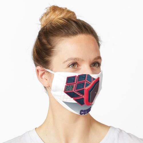 Würfel ( ubics) Maske