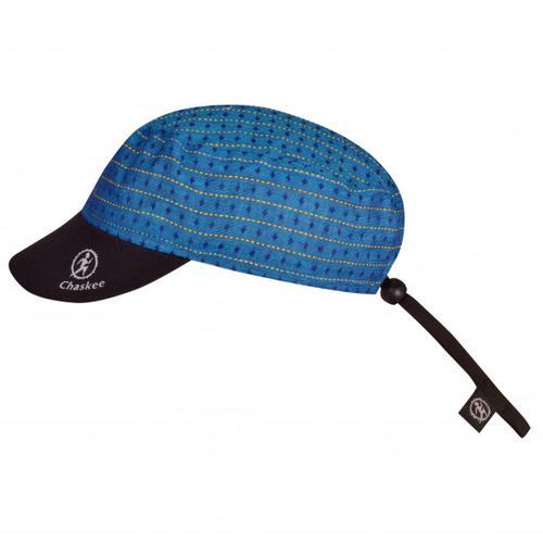 Chaskee - Reversible Cap Dobby - Cap Gr One Size blau/schwarz