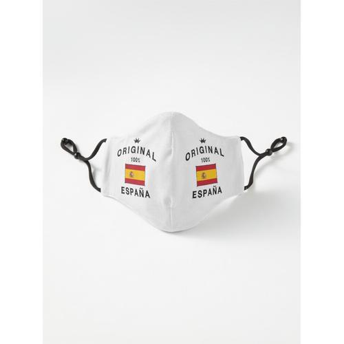 Spanien spanisch Flagge Fahne Original Maske