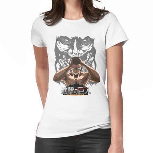 Eren rumpelte Frauen T-Shirt