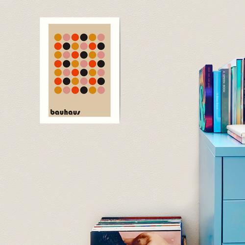 Bauhaus # 12 Kunstdruck