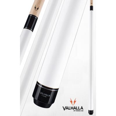 Valhalla 2 Piece Pool Cue Stick White