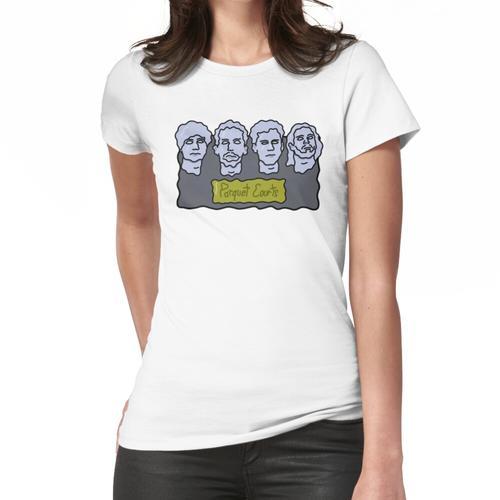 Parkettgerichte Frauen T-Shirt