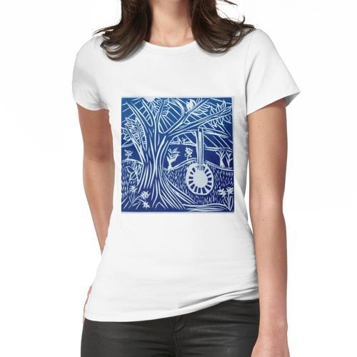 Reifenschaukel Frauen T-Shirt