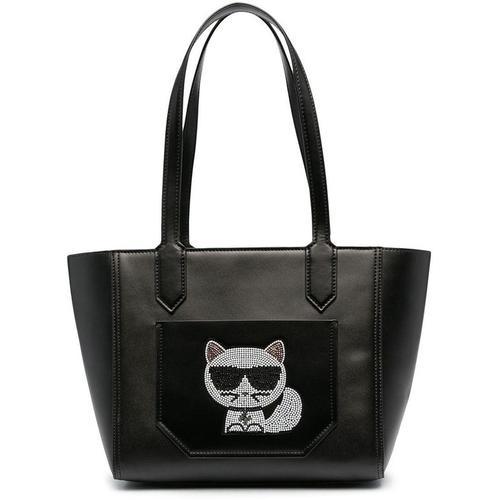 Karl Lagerfeld 'K/Choupette' Handtasche