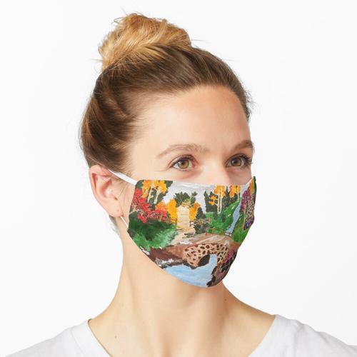 Landhaus Maske