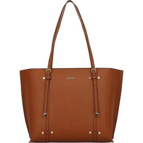 DKNY Bo Saffiano Shopper Tasche 30 cm caramel
