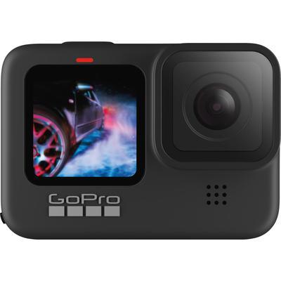 GoPro HERO9 Black 5K Waterproof Action Camera