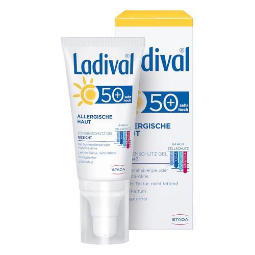 Ladival Sonnenschutz Sonnengel 50ml