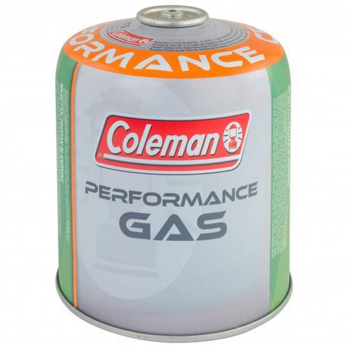 Coleman - Schraubgaskartusche Performance Gr 440 g grün/rot