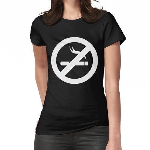 Nichtraucher-Zeichen - Nichtraucher Area Anti Smoke Frauen T-Shirt