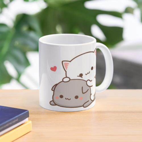 Süße katzen Tasse