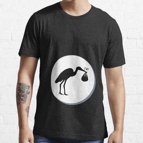Babybauch, es ist ein ...? Essential T-Shirt