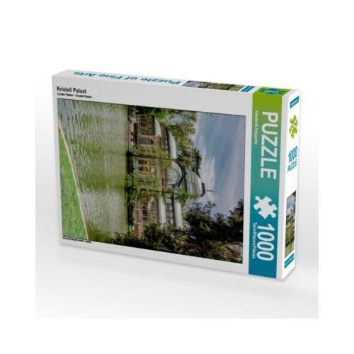 Kristall Palast Foto-Puzzle Bild von Stefan Becker Puzzle