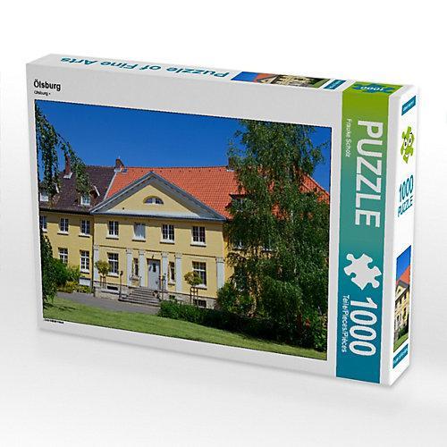 Ölsburg Foto-Puzzle Bild von Frauke Scholz Puzzle
