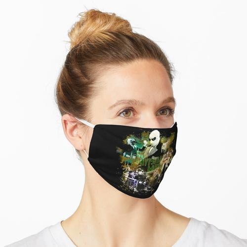 Unsichtbarer Mann Maske