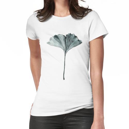 Ginkgoblatt Frauen T-Shirt