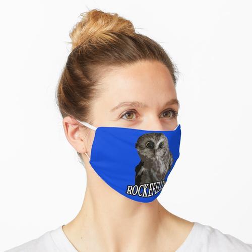 Rockefeller die Eule Maske