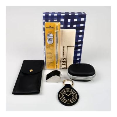 Black Bough - Watch Accessories Gift Set – 1 - brown - Brown/Brown/Black