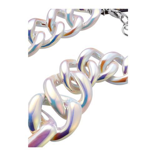 Halskette KLiNGEL Weiß