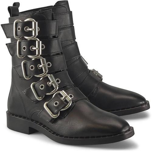 ANOTHER A , Schnallen-Boots