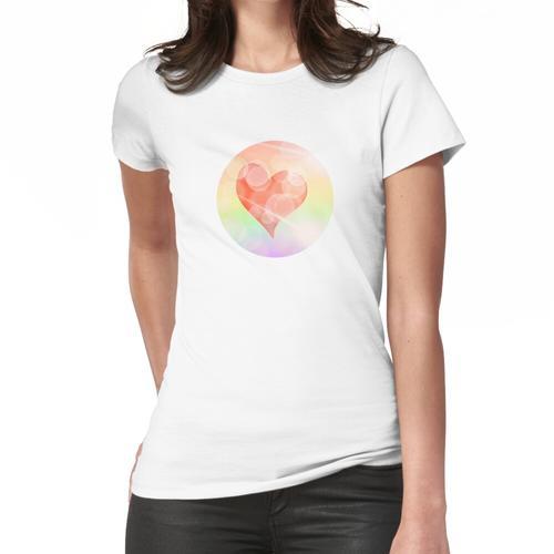 Herzblasen Frauen T-Shirt