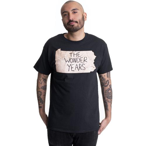 The Wonder Years - Cardboard - - T-Shirts