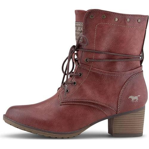 Mustang , Schnür-Boots