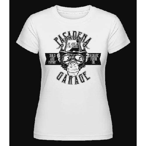 Pasadena Garage - Shirtinator Frauen T-Shirt