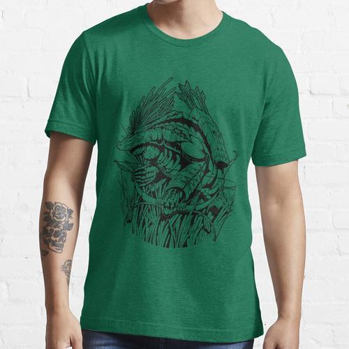 Sagittarius (black) Essential T-Shirt