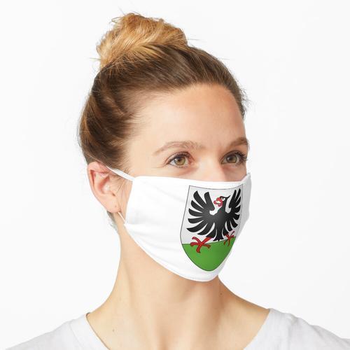 Wappen von Adelboden, Schweiz Maske