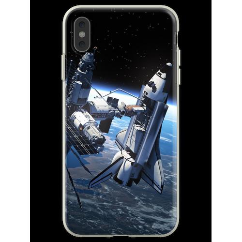 Satelit Flexible Hülle für iPhone XS Max