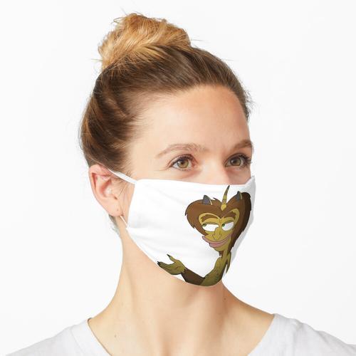 Hormone monster Maske