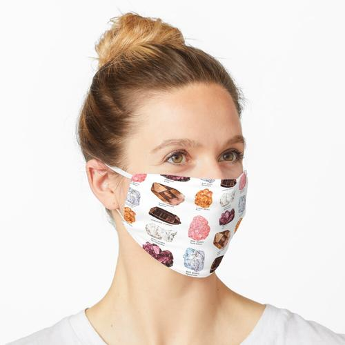 kristalliner Quarz Maske