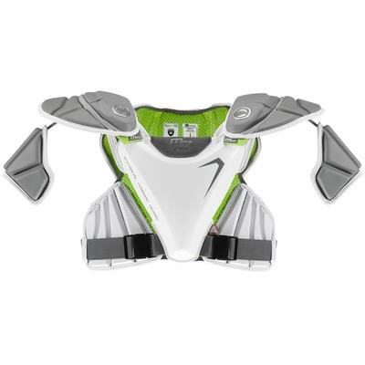 Maverik EKG Men's Lacrosse Shoulder Pads White