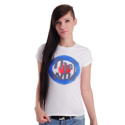 The Who - Bullseye White - Girlies