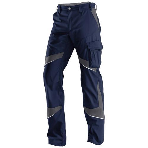 Kübler Arbeitshose Activiq, ergonomisch blau Herren Arbeitshosen Arbeits- Berufsbekleidung