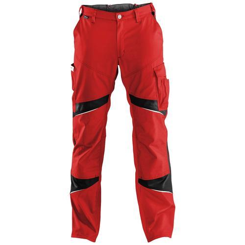 Kübler Arbeitshose ACTIVIQ, ergonomisch rot Herren Arbeitshosen Arbeits- Berufsbekleidung