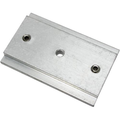 Gardinenstangenhalter »Gardinenschienen-Verbinder«, GARDINIA, (1-St), Serie Flächenvorhang-Technik Atlanta