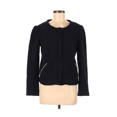 Gap Jacket: Black Solid Jackets ...