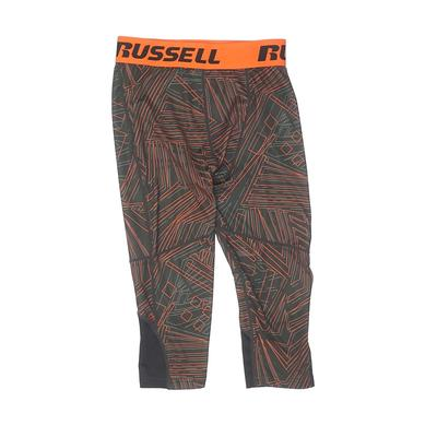 Russell Athletic Active Pants - Elastic: Black Sporting & Activewear - Size Large