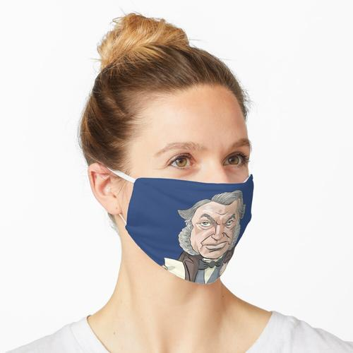 Sir Charles Tupper Maske