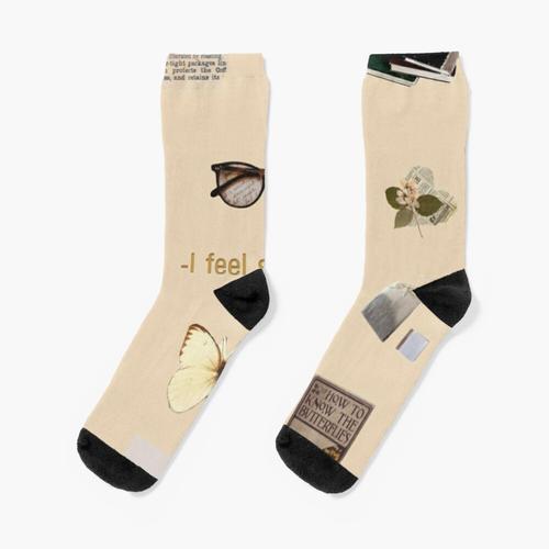 schau dir die Sticker Packs und die Notebooks an;) Socken