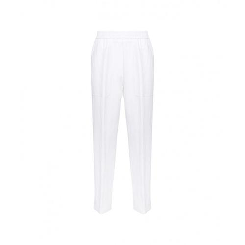 8Pm Damen Hose Baton Rouge Weiß