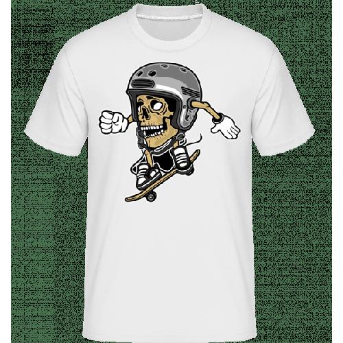 Skull Skaterboarding - Shirtinator Männer T-Shirt
