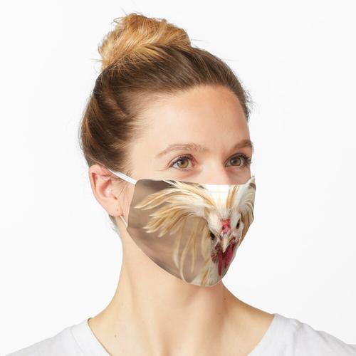 Bad Hair Day Bauernhaus Hahn Maske