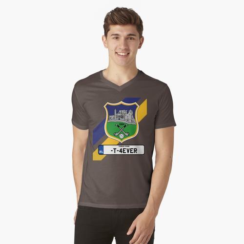 Tipperary GAA t-shirt:vneck