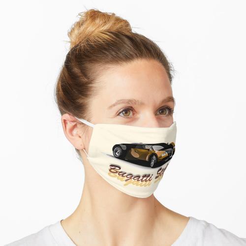 Bugatti Style Maske