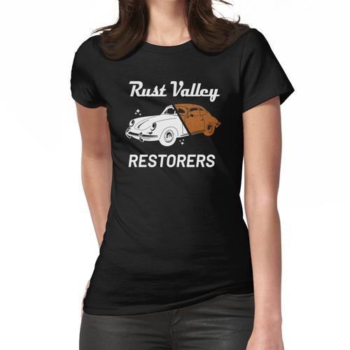 Rust Valley Restauratoren Frauen T-Shirt